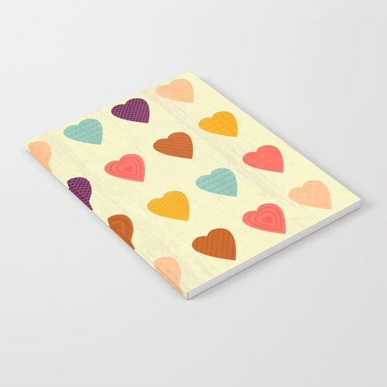Lovebirds Notebook