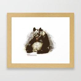 Pandamic Framed Art Print
