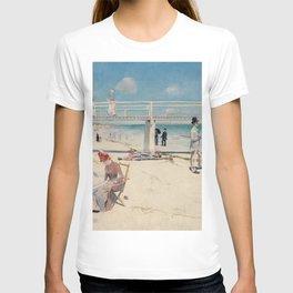 Charles Conder - A Holiday At Mentone T-shirt