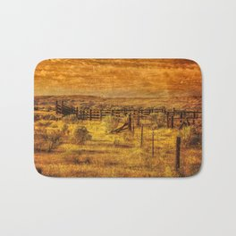 Summer Range Bath Mat