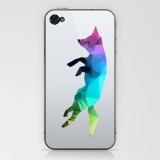 Glass Animal - Flying Fox iPhone & iPod Skin