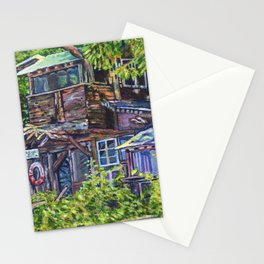 The Boathouse Stationery Cards