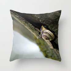 A Safe Place to Rest Throw Pillow