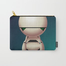 Marvin the Paranoïd Android Carry-All Pouch