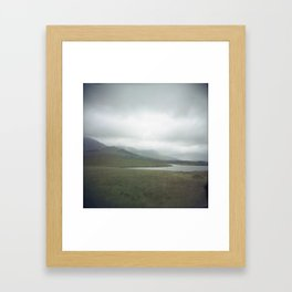 Connemara, Ireland  Framed Art Print