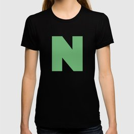 N is for... T-shirt