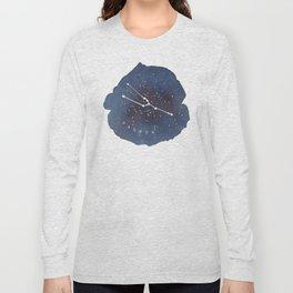 taurus constellation zodiac Long Sleeve T-shirt