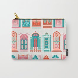 Moroccan Doors – Watermelon Palette Carry-All Pouch