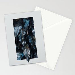 Growth II (blue) Stationery Cards