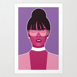 Anti Art Print
