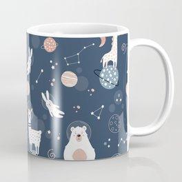 Space Animals Coffee Mug