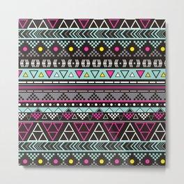 Etnic Craft Metal Print