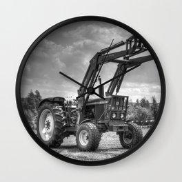 John Deere tractor Wall Clock