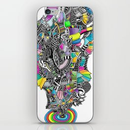 The Acid Redemption iPhone Skin