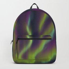 Neon Aurora Borealis Backpack