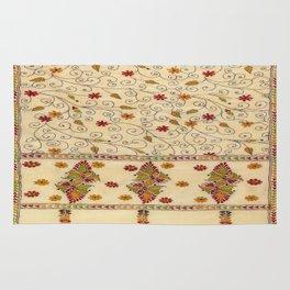Kantha Fabric Art Rug