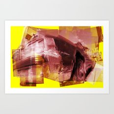 urbanism  Art Print