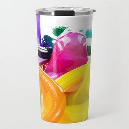 CONDOMS Travel Mug
