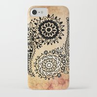 yin yang iPhone & iPod Cases featuring Yin Yang by Jenndalyn