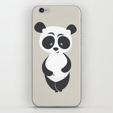 Panda bear iPhone Skin