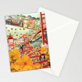 San Francisco Stationery Cards