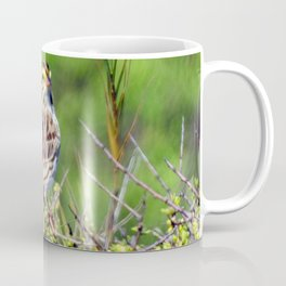Savannah Sparrow Coffee Mug