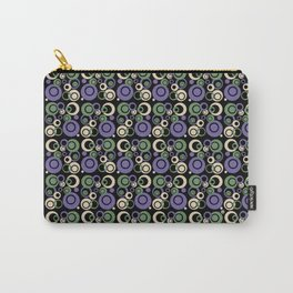 Retro Bubbles #1 Carry-All Pouch