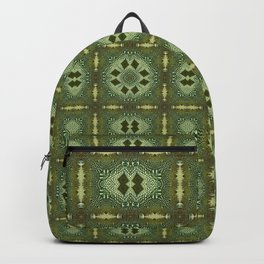 drops of water, abstraction III Backpack