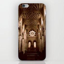 Oxford, England iPhone Skin