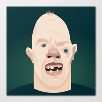 goonies Canvas Prints featuring The Goonies by Brettmatic