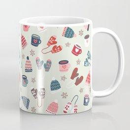 Scandinavian Winter Time Coffee Mug