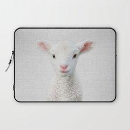 Lamb - Colorful Laptop Sleeve