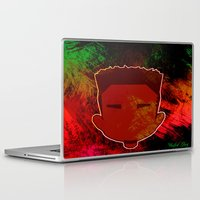 kendrick lamar Laptop & iPad Skins featuring Kendrick Chibi by UnifiedGlory