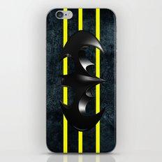 Bat Logo iPhone & iPod Skin