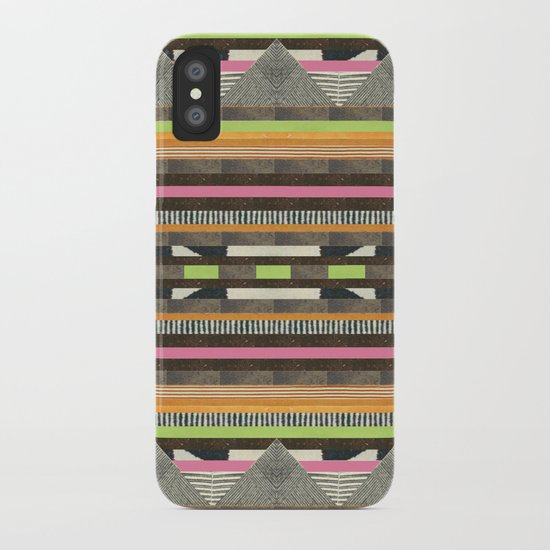 DG Aztec No. 2 iPhone Case