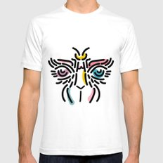 Goddess SMALL White Mens Fitted Tee