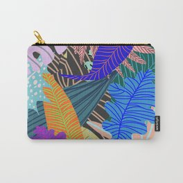 Lush Leaves 2 Carry-All Pouch