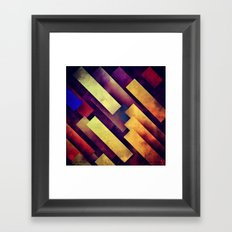 Lygycy Framed Art Print