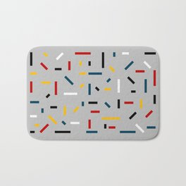 BEFORE MONDRIAN Bath Mat