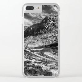 Glencoe Clear iPhone Case
