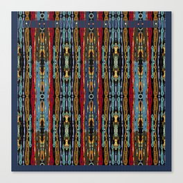 SOUTHWESTERN ABSTRACT DESIGN Canvas Print
