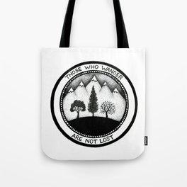 Wanderling Woods Tote Bag