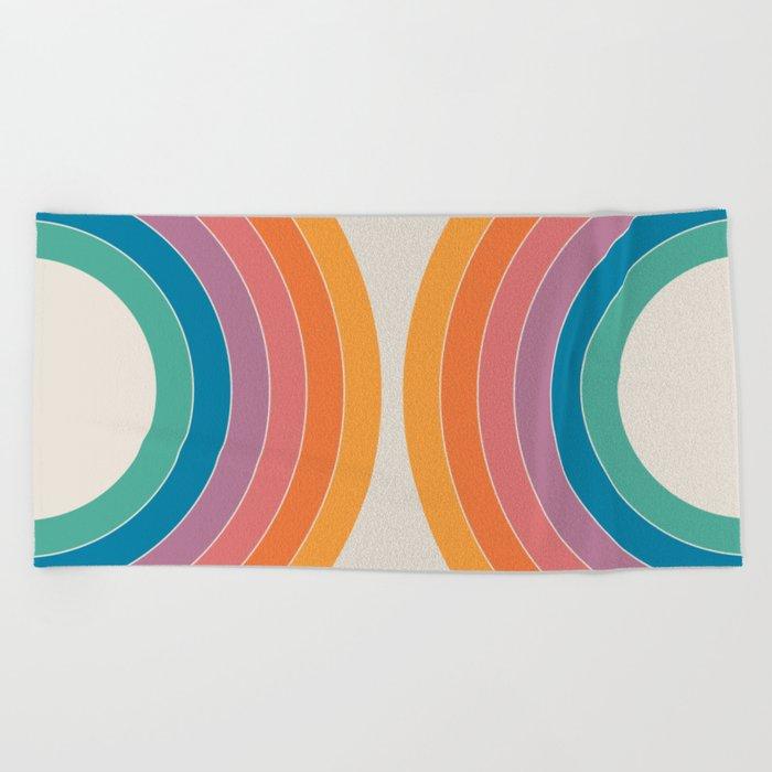 Boca Sonar Beach Towel