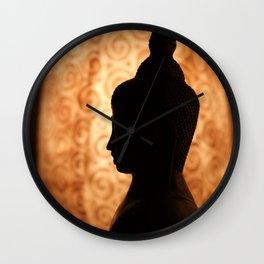Budha Wall Clock