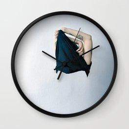 Das Ist Mir Wurst Wall Clock