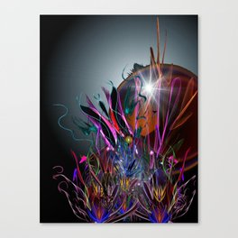 And So We Rise Canvas Print
