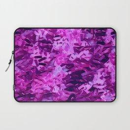 Pantone Violet Confetti Laptop Sleeve