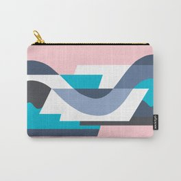 SUISSE - Art Deco Modern: MIAMI DECO Carry-All Pouch