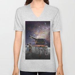 Star production Unisex V-Neck