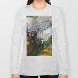 abstarct art Long Sleeve T-shirt